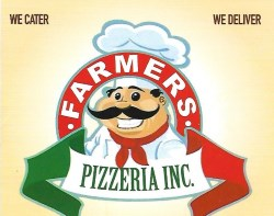 Order from Farmers Pizza Menu, the Original Farmers Pizzeria St. Albans, NY Call 718-464-1500