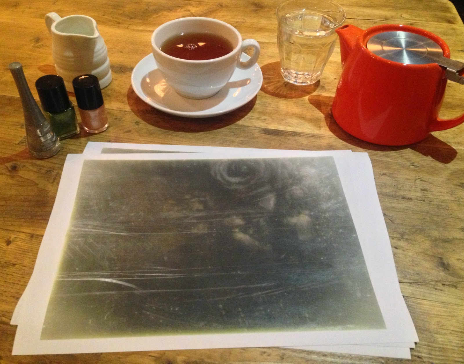 Rose print by Alice Solantania Saga