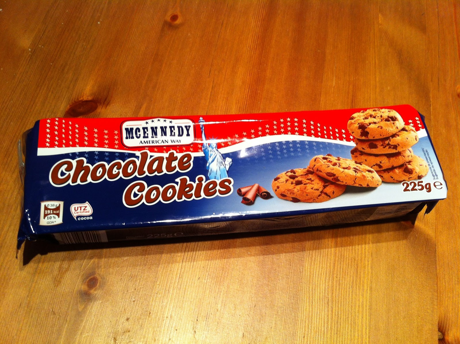 A Geek Wearing Make-up: Good Finds: MCennedy Chocolate Cookies ...