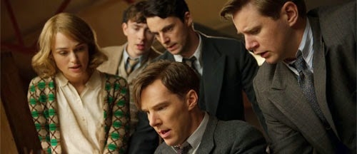 First trailer for The Imitation Game starring Benedict Cumberbatch