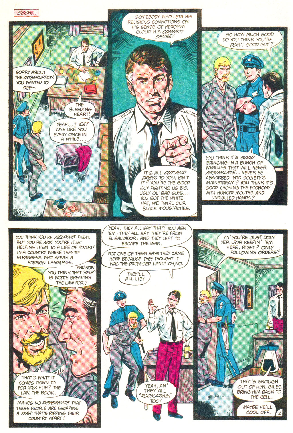 Detective Comics (1937) Issue #552 Page 18