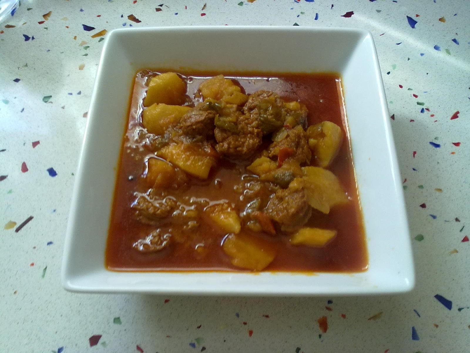 La cocinita de leonita patatas a la riojana en olla r pida - Patatas en olla rapida ...