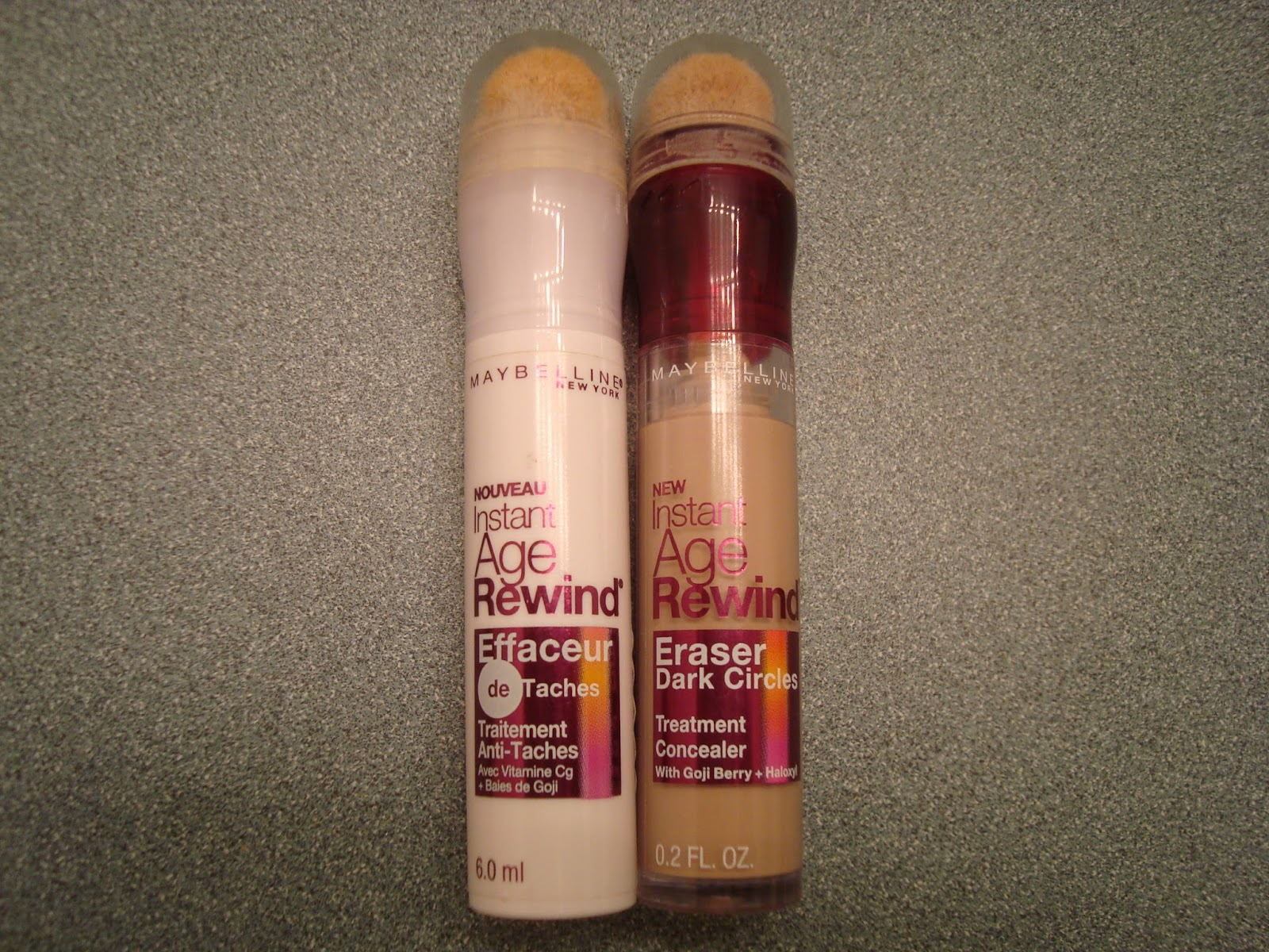 Honest Reviews of Beauty Products : Maybelline Instant Age Rewind ...