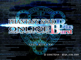 PHANTASY STAR ONLINE Blue Burst