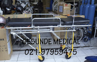 Emergency Stretcher Automatic