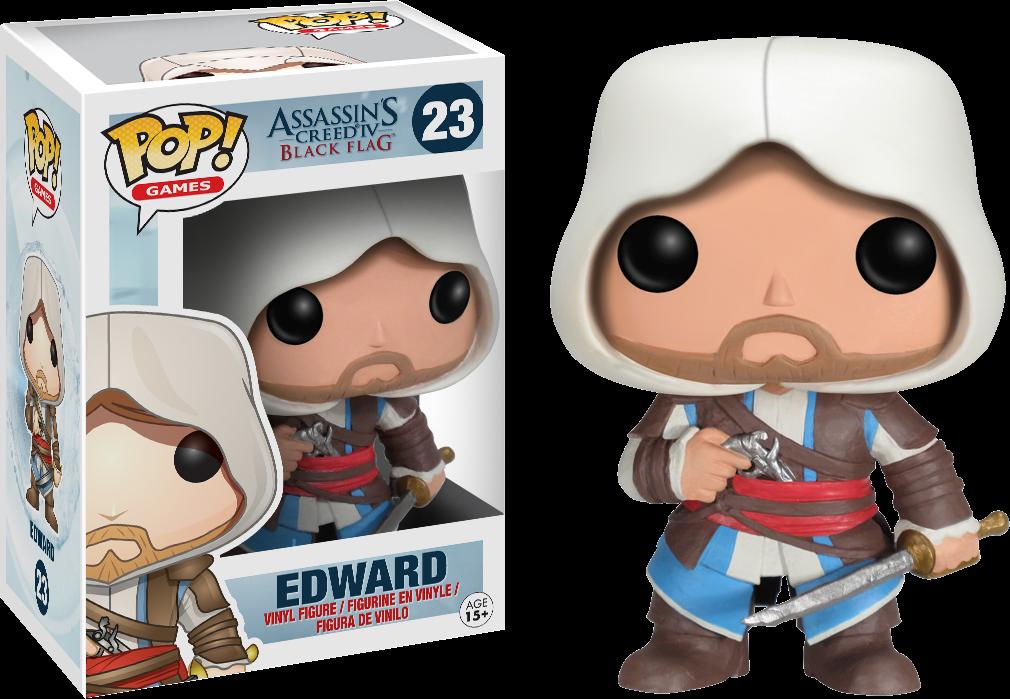 Funko Pop! Edward