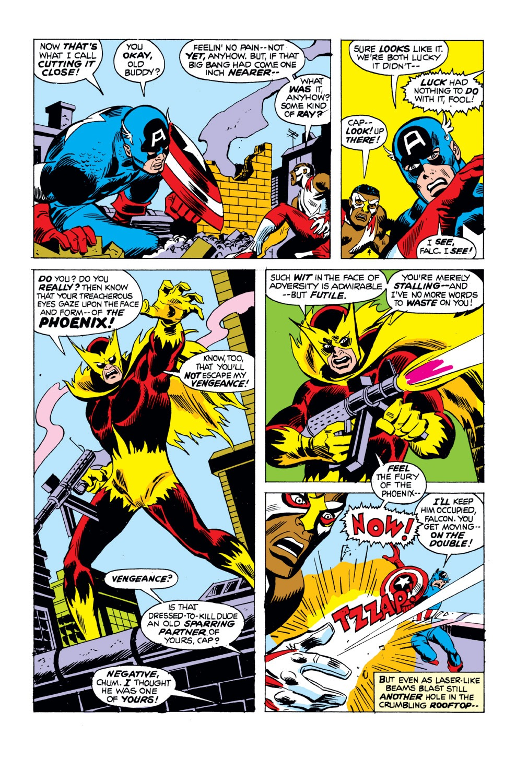 Captain America (1968) Issue #168 #82 - English 4