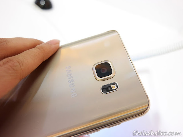 Samsung Galaxy Note5 16MP Camera