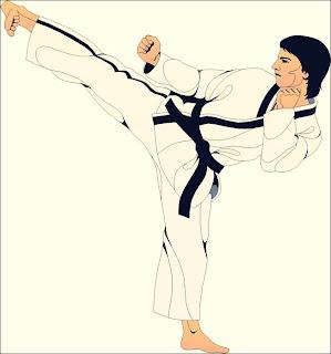 gerakan karate