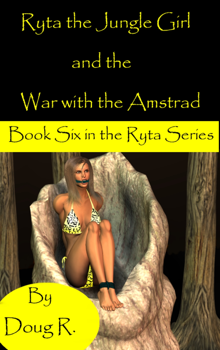 Ryta the Jungle Girl and the War with the Amstrad