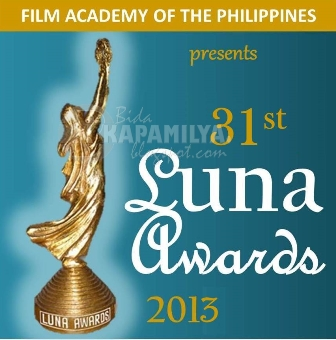 31st Luna Awards 2013 Winners