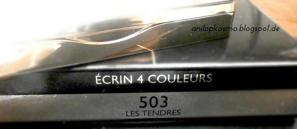 Весенняя коллекция 2014 Герлен 503 Les tendres