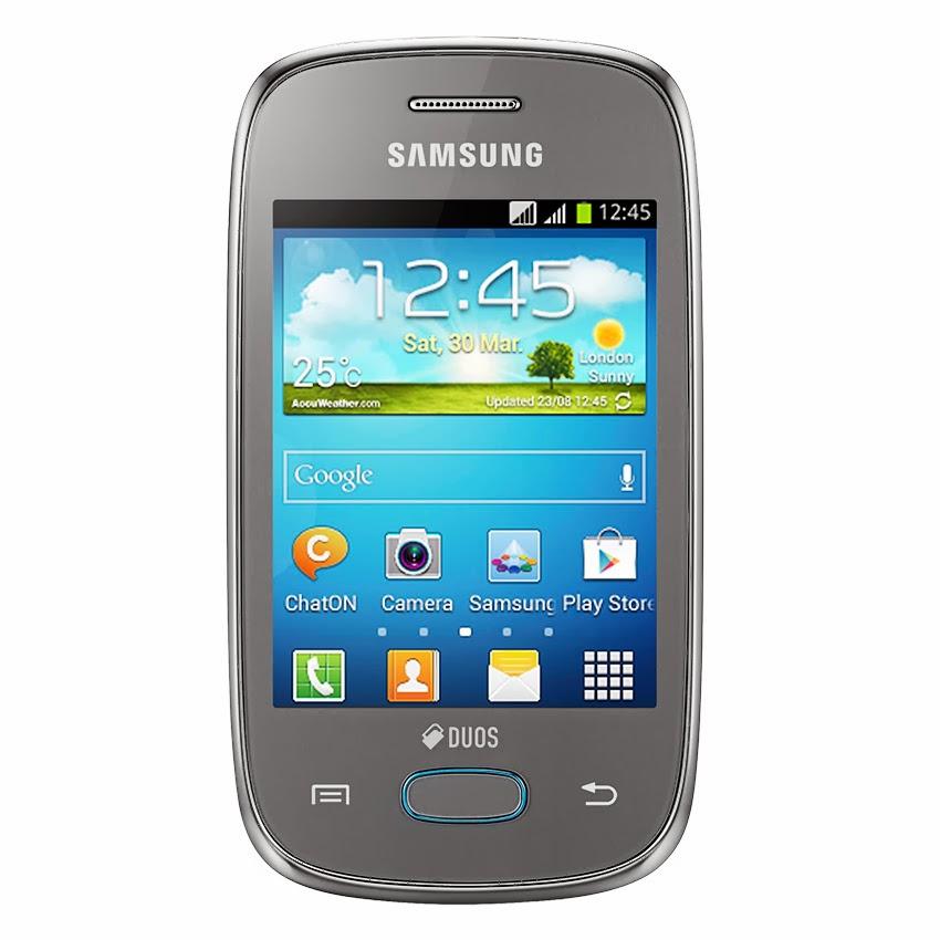 Smartphone Samsung, Samsung Galaxy Y Neo S5312 Duos, Samsung Galaxy Y Neo S5312 Harga, Samsung Galaxy Y Neo S5312 -4GB-Silver, Samsung Galaxy Y Neo S5312  Spesifikasi