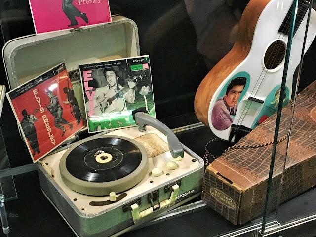 Elvis Presley Fan Memorabilia.