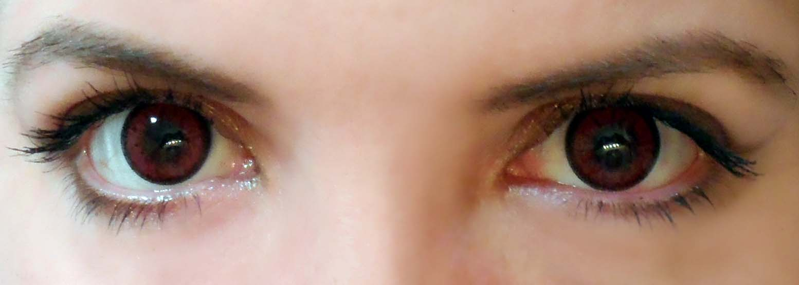 Get Subtle Color Contacts With Limbal Ring