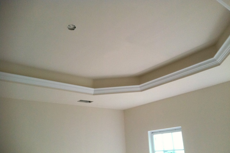Tray Ceiling Molding: My Chaotic World: Tray Ceilings, Race Cars, And Tequila?