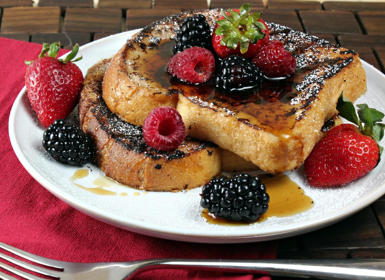 French Toast I Recipe — Dishmaps