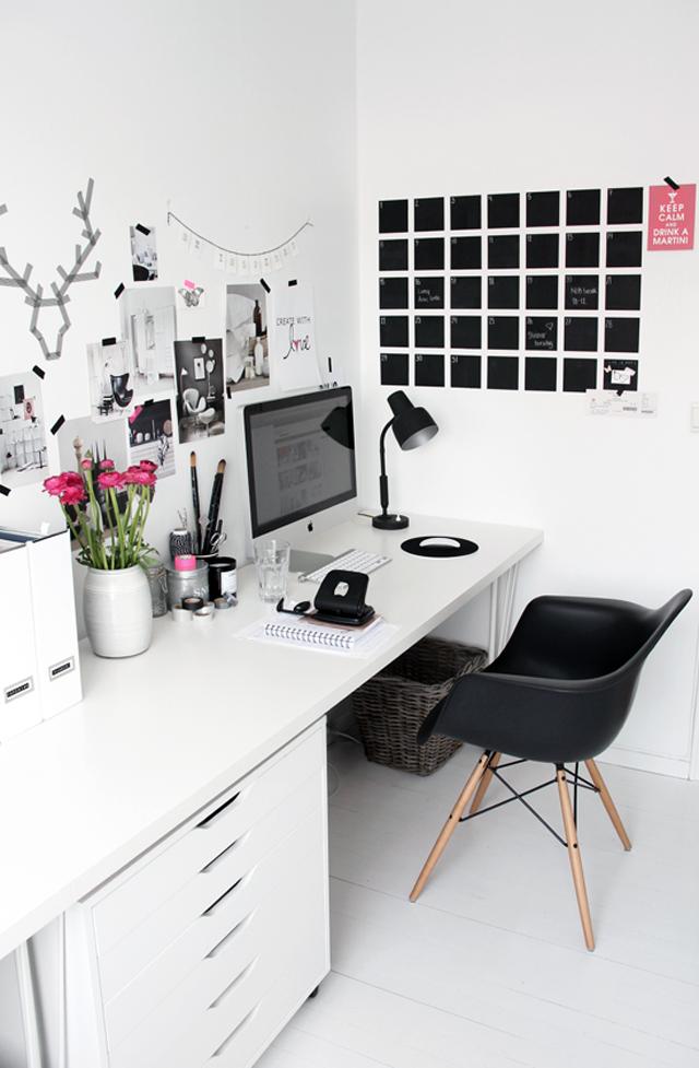 Slomo mein b ro und ein paar lieblingsschreibtische for Schreibtisch tumblr