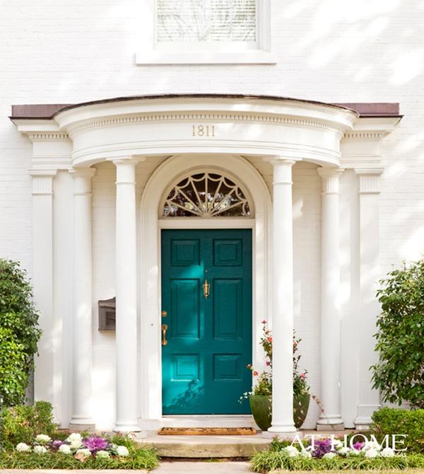 Eat. Sleep. Decorate.: Front Door Color- NEED YOUR VOTES