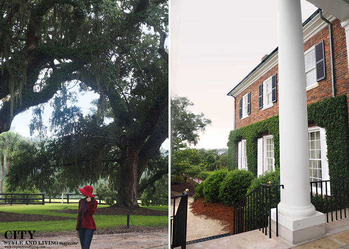 boone hall plantation fashion style, fashion blogger, charleston fashion