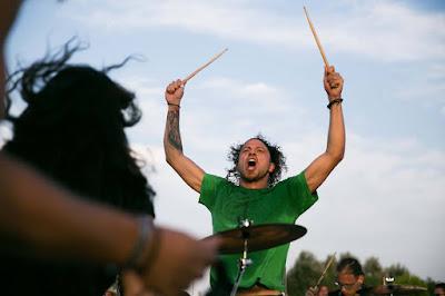 Cesena, Dave Grohl, Foo Fighters, Learn To Fly, Olaszország, Rockin' 1000, zene,
