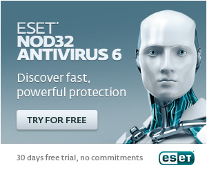 NOD32 Antivirus With Crack Passwords 2013 (January,03,2013)