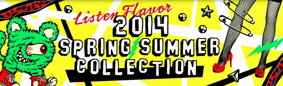 LISTEN FLAVOR New Arrivals At CDJapan!