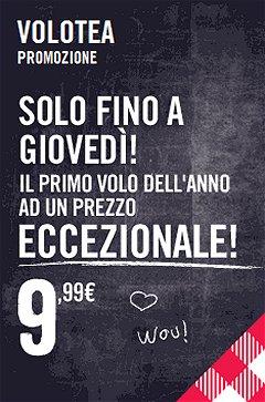 promozione Volotea 10 euro