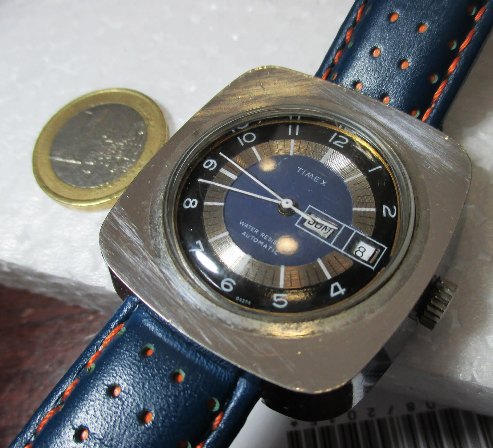 Timex 1976. 37€