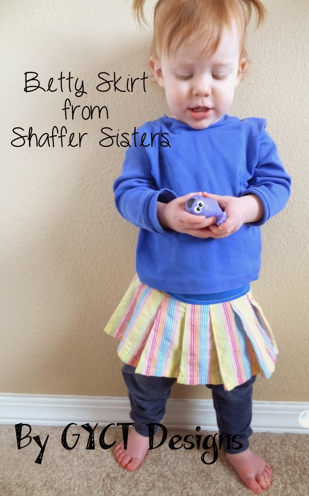 Betty Skirt from Shaffer Sisters by GYCT