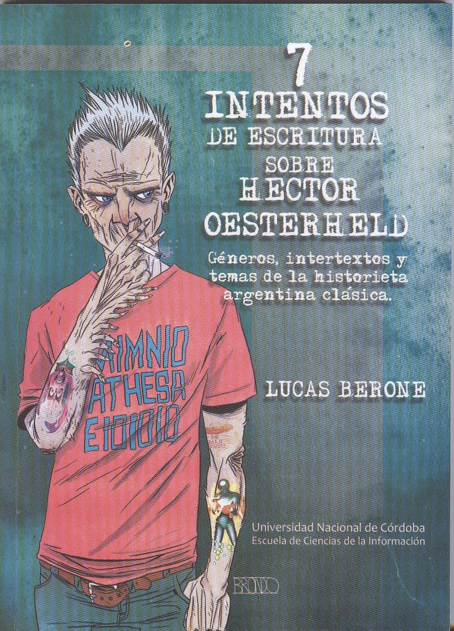YA ESTAN IMPRESOS, EN ALGUN TIEMPITO EN VENTA: LUCAS BERONE LO HIZO DE NUEVO !!