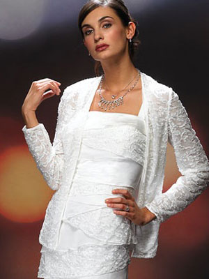 Wedding Bolero Jacket Design
