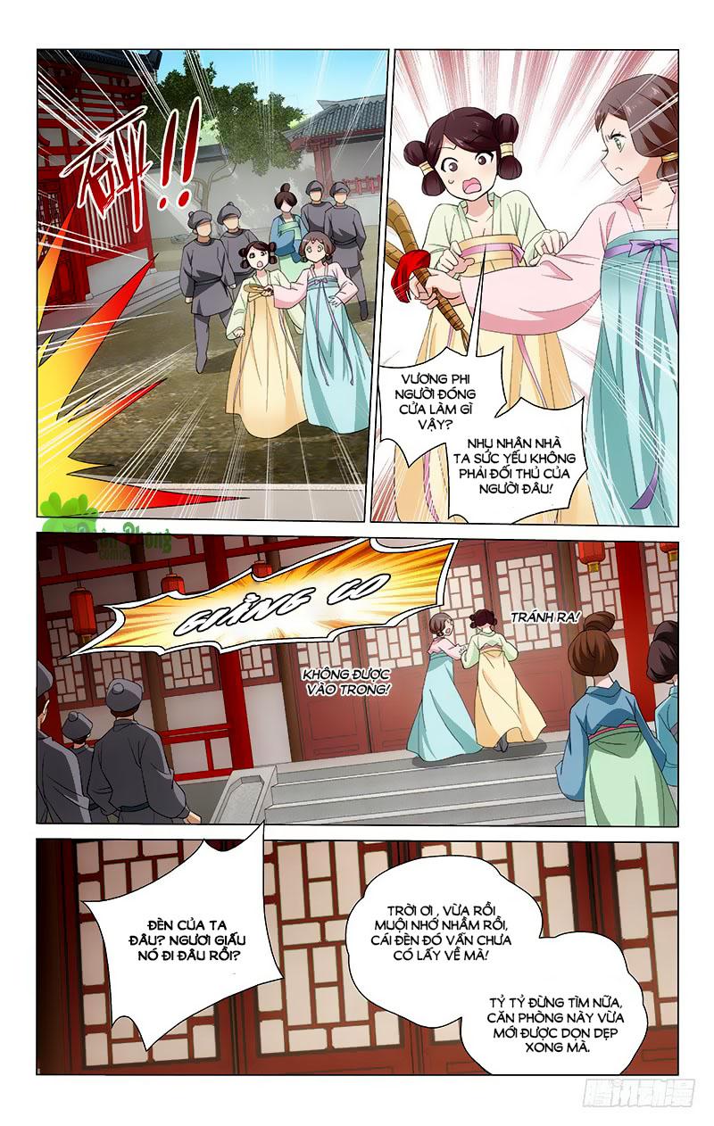 Vương Gia ! Không nên a ! chap 233 - Trang 5