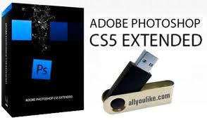Download Gratis Photoshop CS 5 Portable