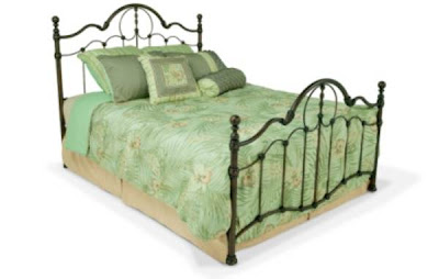 venetian bedqueen metal beds on bobs furniture collections