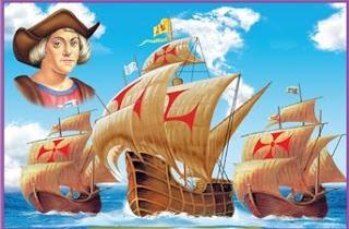 Cristobal Colon y el Inicio de la Invasión a Anahuac