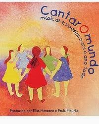 CD Cantar o Mundo +frete Brasil = R$38,00