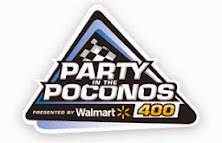 Race 14: Party at the Poconos 400