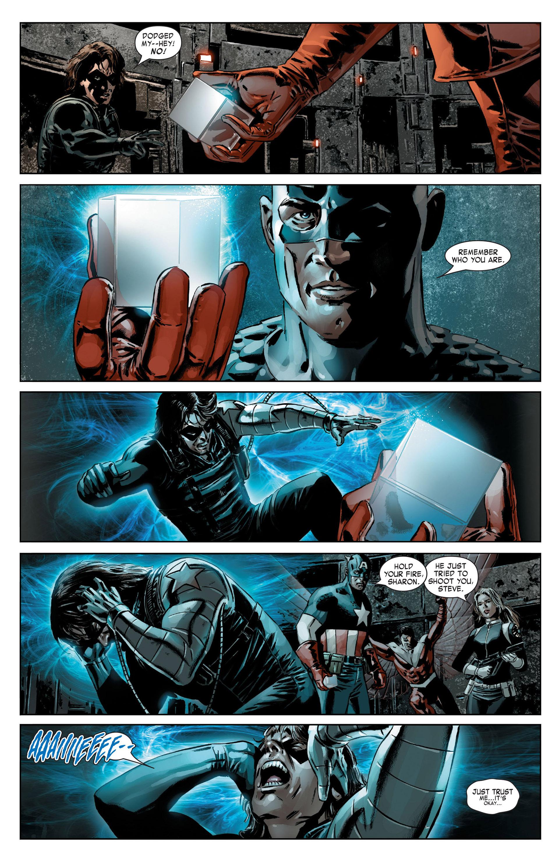 Captain America (2005) Issue #14 #14 - English 17