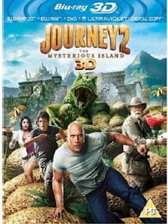 Viagem 2: A Ilha Misteriosa Dublado - Bluray - 3D - Torrent