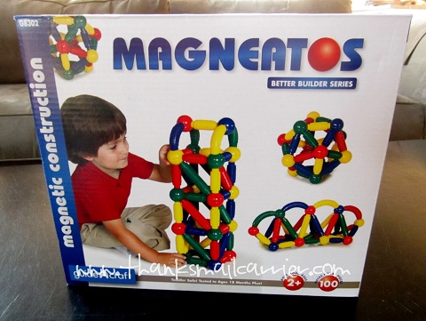 Magneatos Better Builder Series