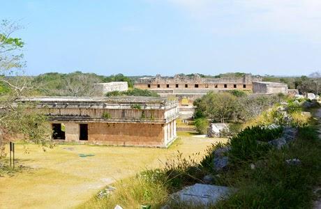 Uxmal, en Yucatán