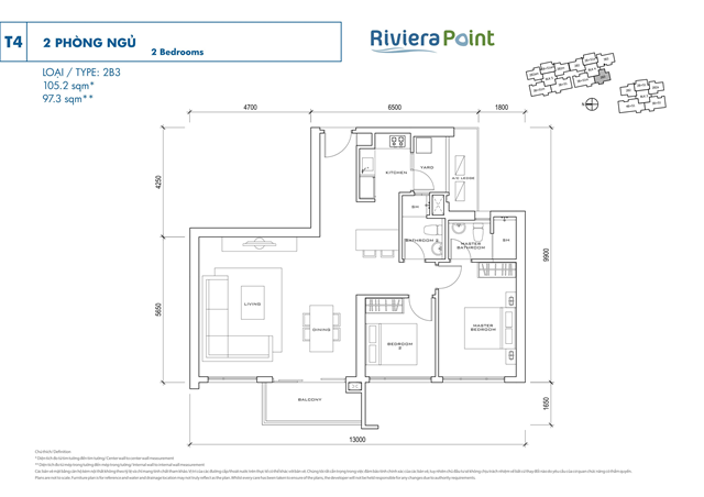 Căn hộ cao cấp Riviera Point, Căn hộ Riviera Point, Căn hộ Riviera Point quận 7