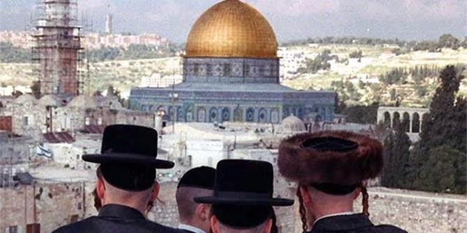 Menurut Data Orang Yahudi Di eropa Makin Terkikis