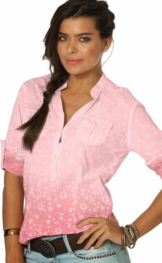 camisas femininas 9