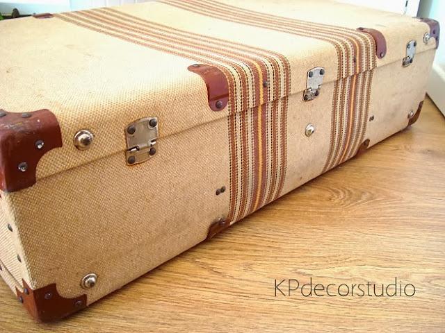 Maletas vintage online para decoración