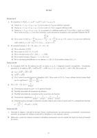 Subiecte matematica - titularizare 2009 (judetul Dolj)