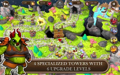 Brave Guardians 1.0.1 (v1.0.1) APK+DATA