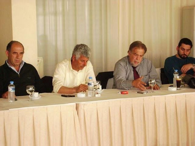 Περιφερειακές συσκέψεις από την Κυνηγετική Ομοσπονδία Πελοποννήσου