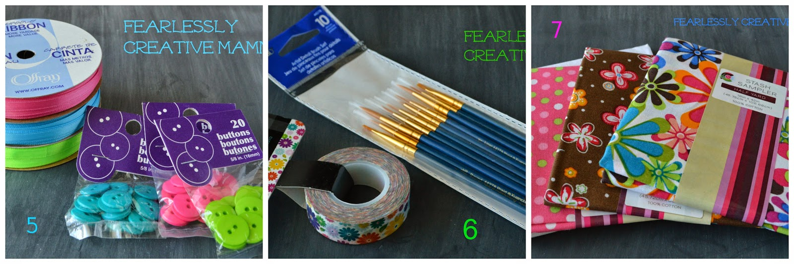 Favorite Things Giveaway Fearlessly Creative Mammas
